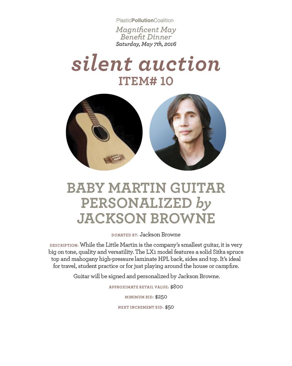 baby martin guitar