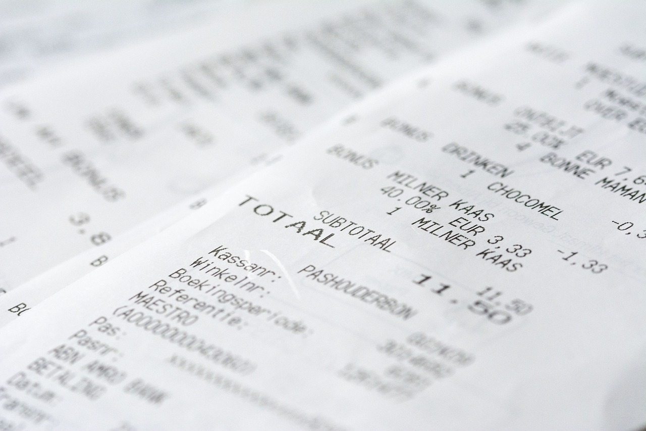 Is Bpa On Thermal Paper A Health Risk Plastic Pollution