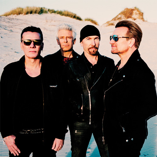 Photo courtesy of U2