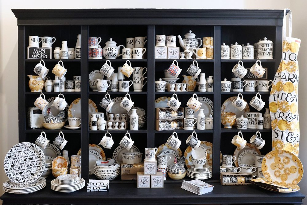 Images courtesy of Emma Bridgewater Co.
