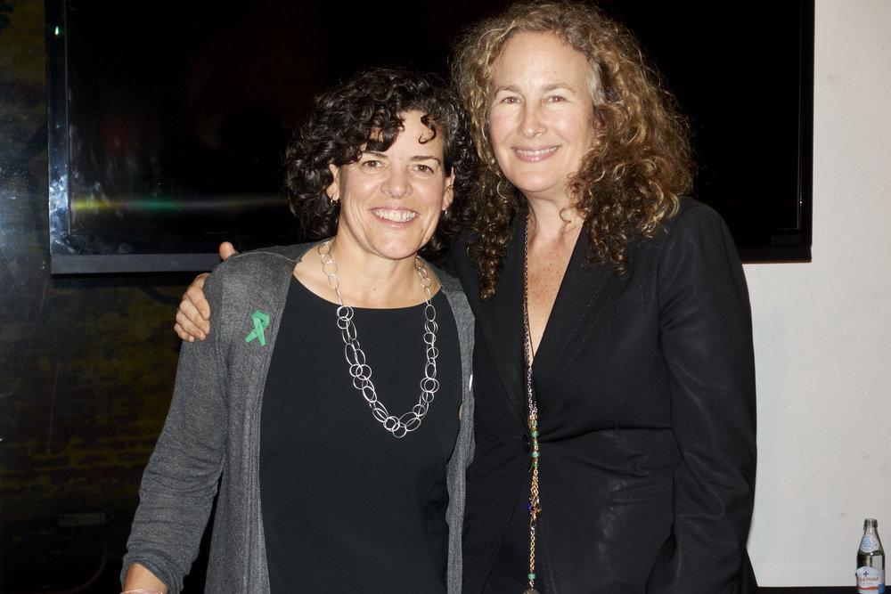Jackie Nunez and Dianna Cohen