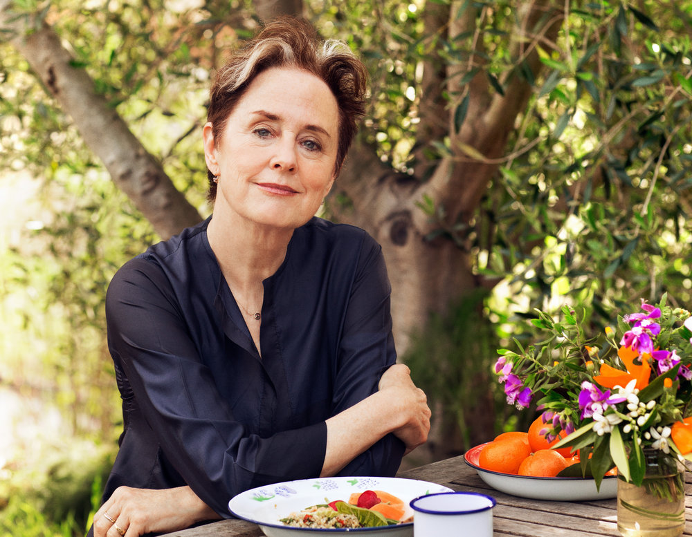 PPC Notable Member Alice Waters, chef, author, food activist, and the founder and owner of Chez Panisse Restaurant in Berkeley, CA.