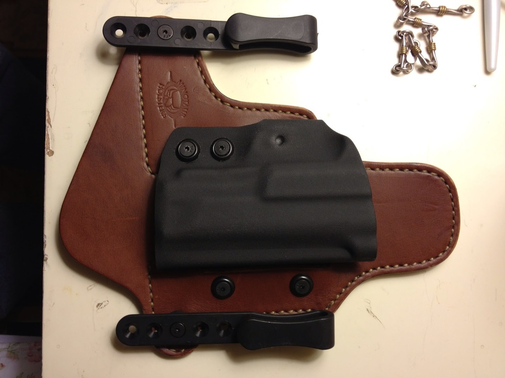 Comp-TAC AIWB Holster, New Mexico and the Golf Course — Self Defense