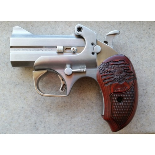 Bond Arms Patriot Defender .410/.45 (for one) Two Shot