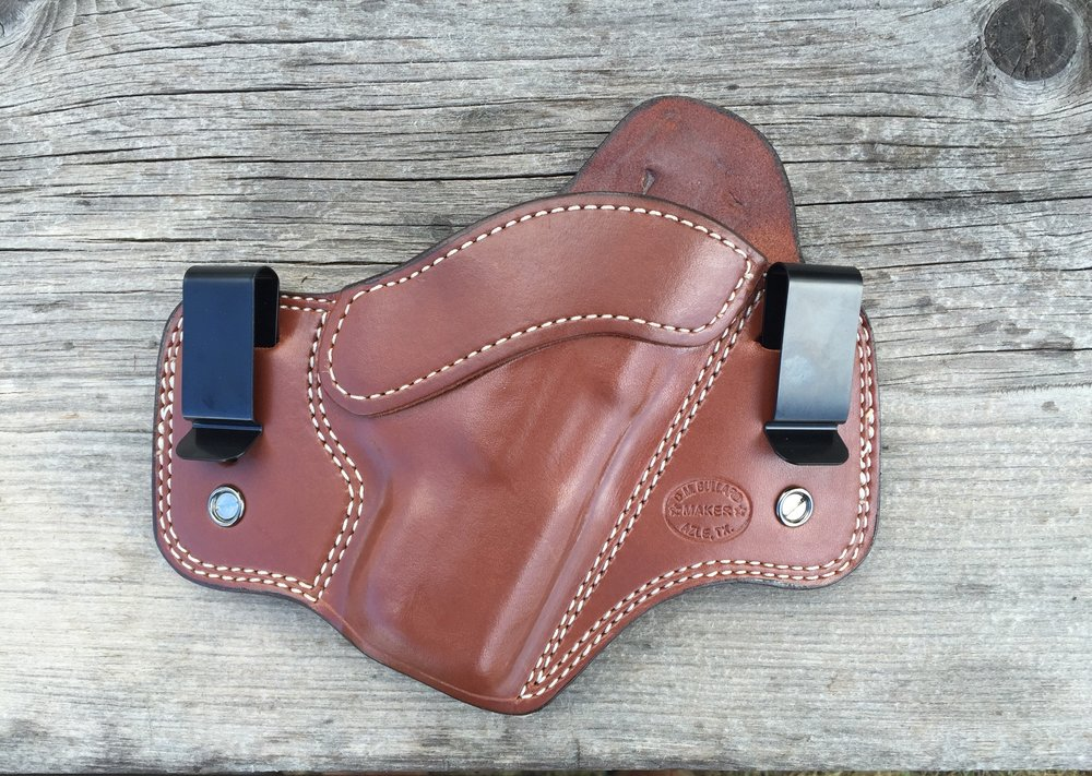 D. M. Bullard Dual Carry Holster