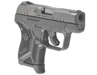 "Ruger's new LCP II, a ""second generation"" concealed carry"