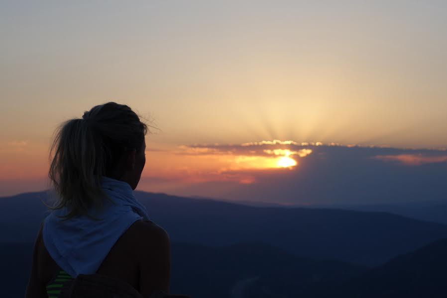 Sunrise yogi