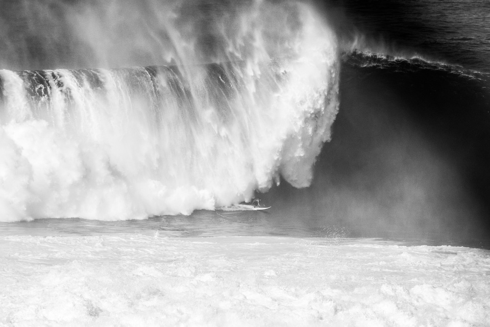 Massive wave at peahi
