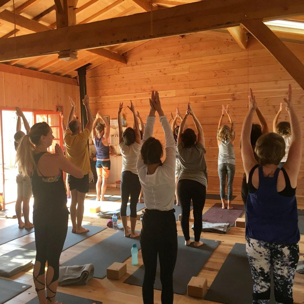 Yoga Classes - Become part of the community