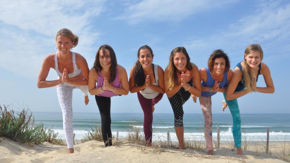 50 Hour Advanced Vinyasa Teacher Training Yoga Retreat  - 50 Hour Continuing Education for Yoga Teachers
