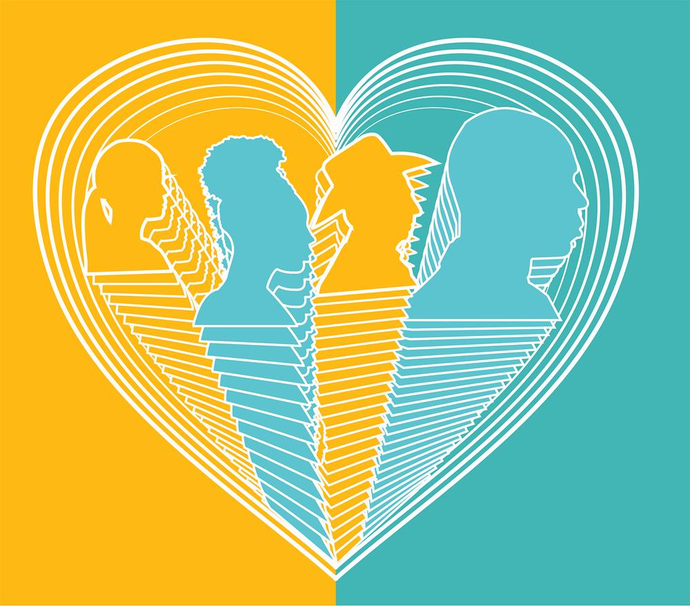 texas organizing project poster design angela faz