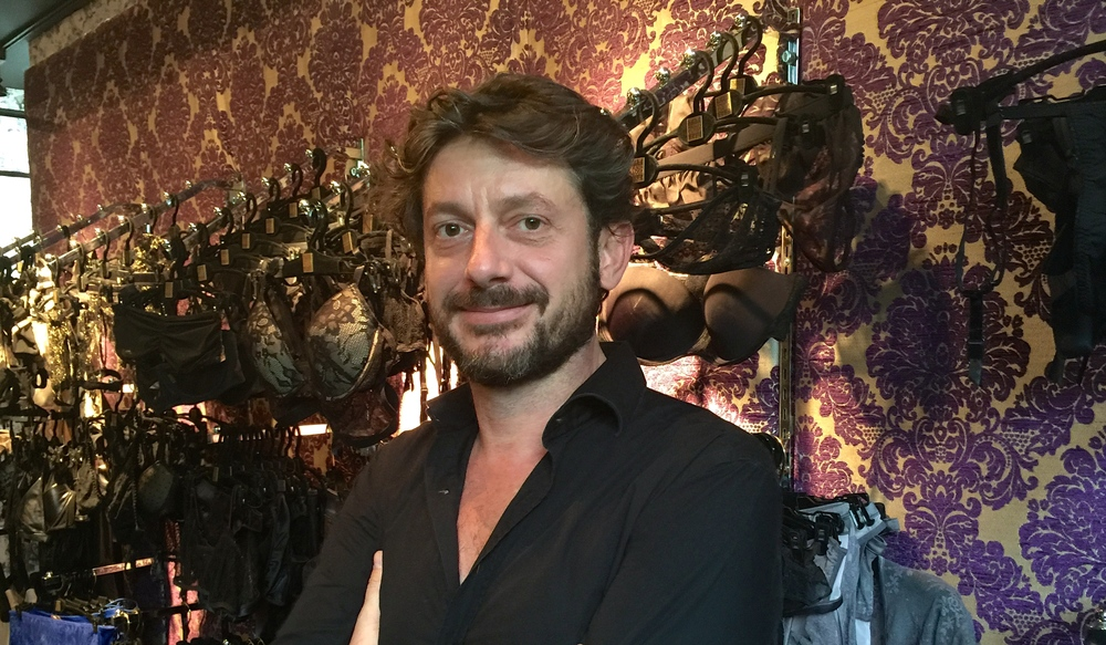 Nicolas Busnel, Maison Close founder