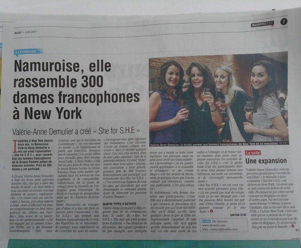 La Nouvelle Gazette  -