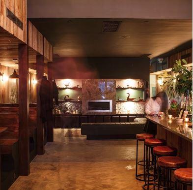 Ambiance vintage dans ce bar du Meatpacking