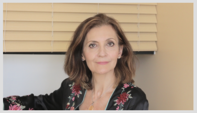 Pascale Léon est la fondatrice de Reiki Vitality