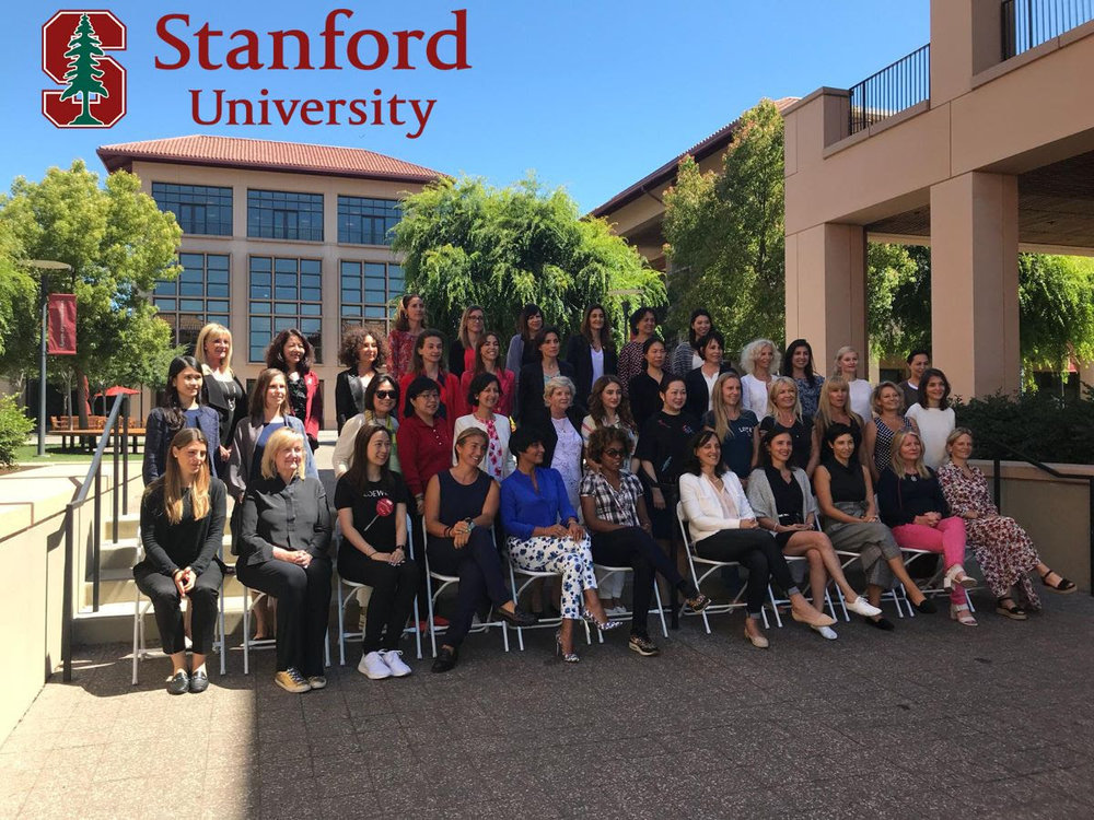 WIF Entrepreneur Program at Stanford - WIF promotion 2018