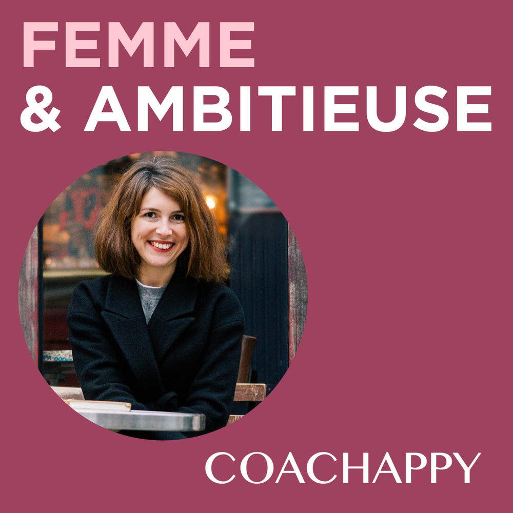 """Jenny a créé un podcast hebdomadaire pour vivre ses ambitions et s'épanouir pleinement: """"   Femme & Ambitieuse   """""""