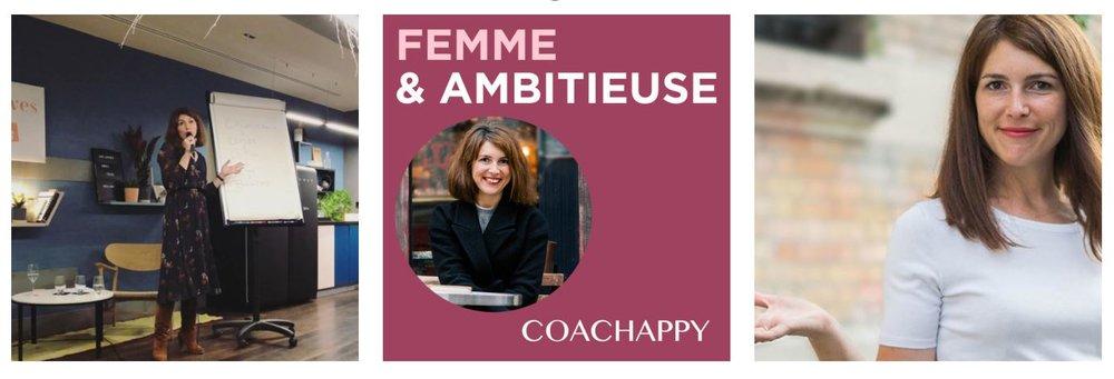 Coach Happy Jenny Chammas