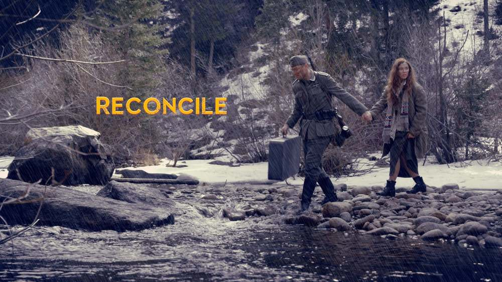 "Reconcile, 2015 Film by Marcus Lucas & Dreamsight Films Music credit: Kendall Perry, ""Ascension"" <<< Watch Full Film Here >>>"