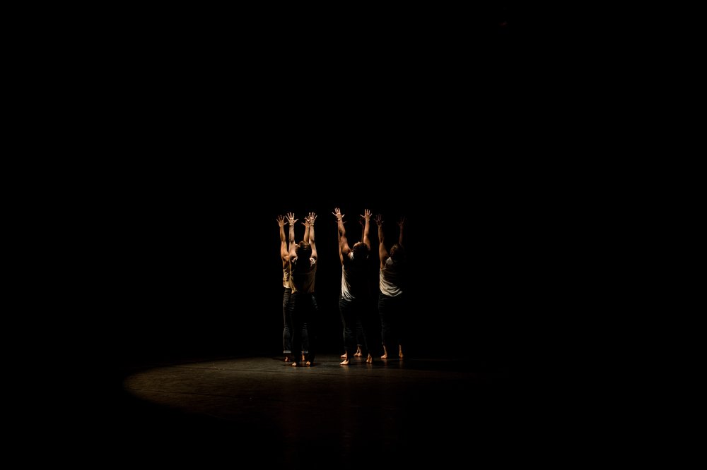 The Vulnerable Cure: Part Three , 2016 Collaboration with Wild Heart Dance, Choreography by Kat Gurley Composer, Collaborator, Musician