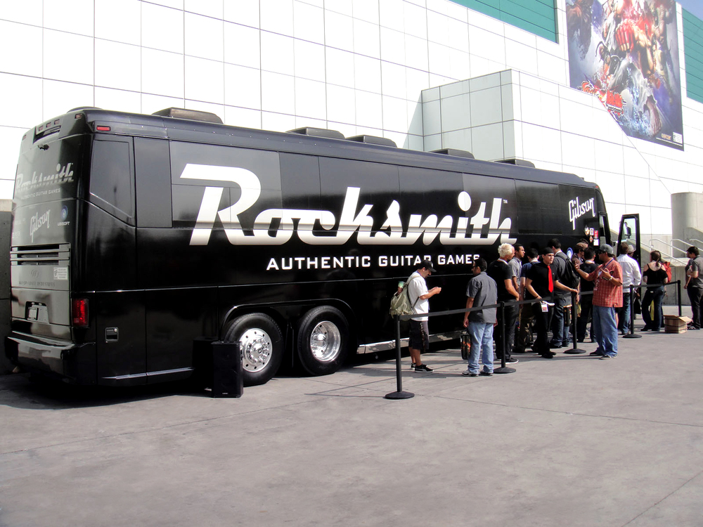 Ubisoft-Rocksmith-Gibson-Rocksmith-Bus