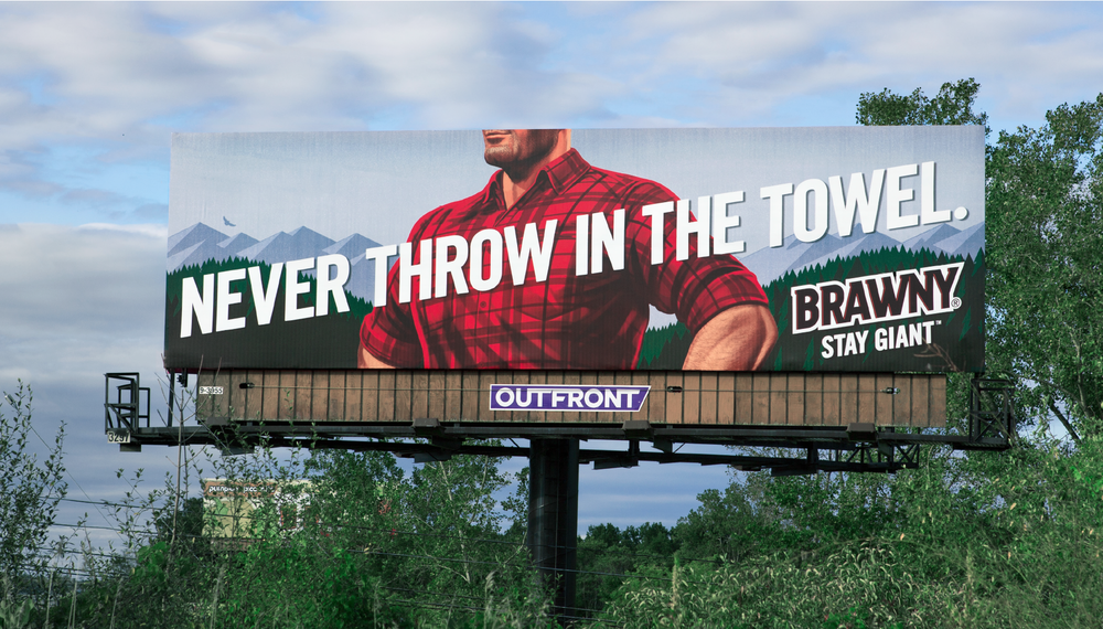 Brawny_Never_Throw_In_The_Towel_Billboard