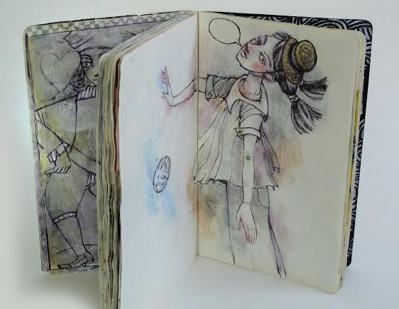 Book of Drawings, Suzi Zimmerer