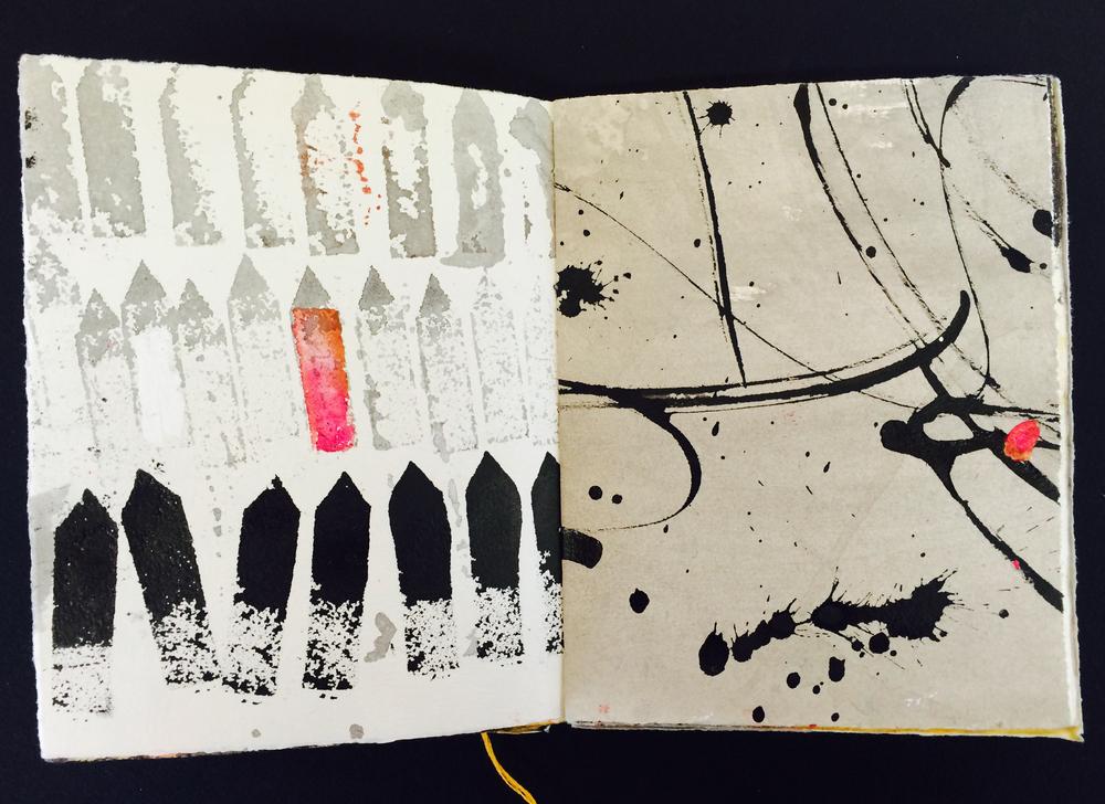 Book Page, Bonnie Leukert