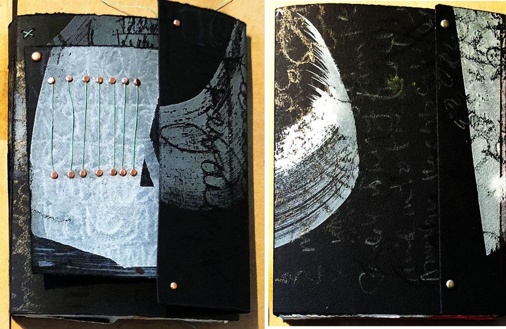 Book covers: Rachel Bourneuf                                  Anene Tressler-Hauschult