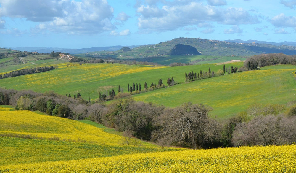 Destination for teaching in Tuscany in the fall of 2020.