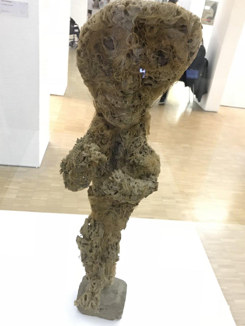 Jean Dubuffet, Le danseur  M.N.A.M., Centre Georges Pompidou, Paris (France)