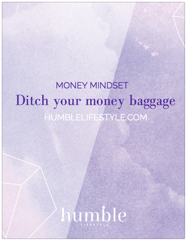 Ditch your Money Baggage