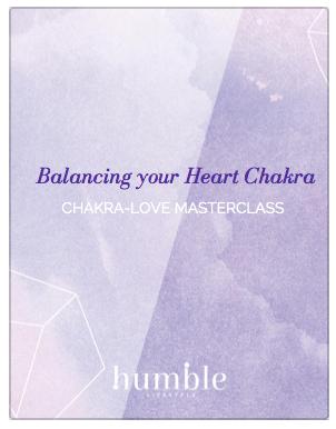 Balancing your heart chakra