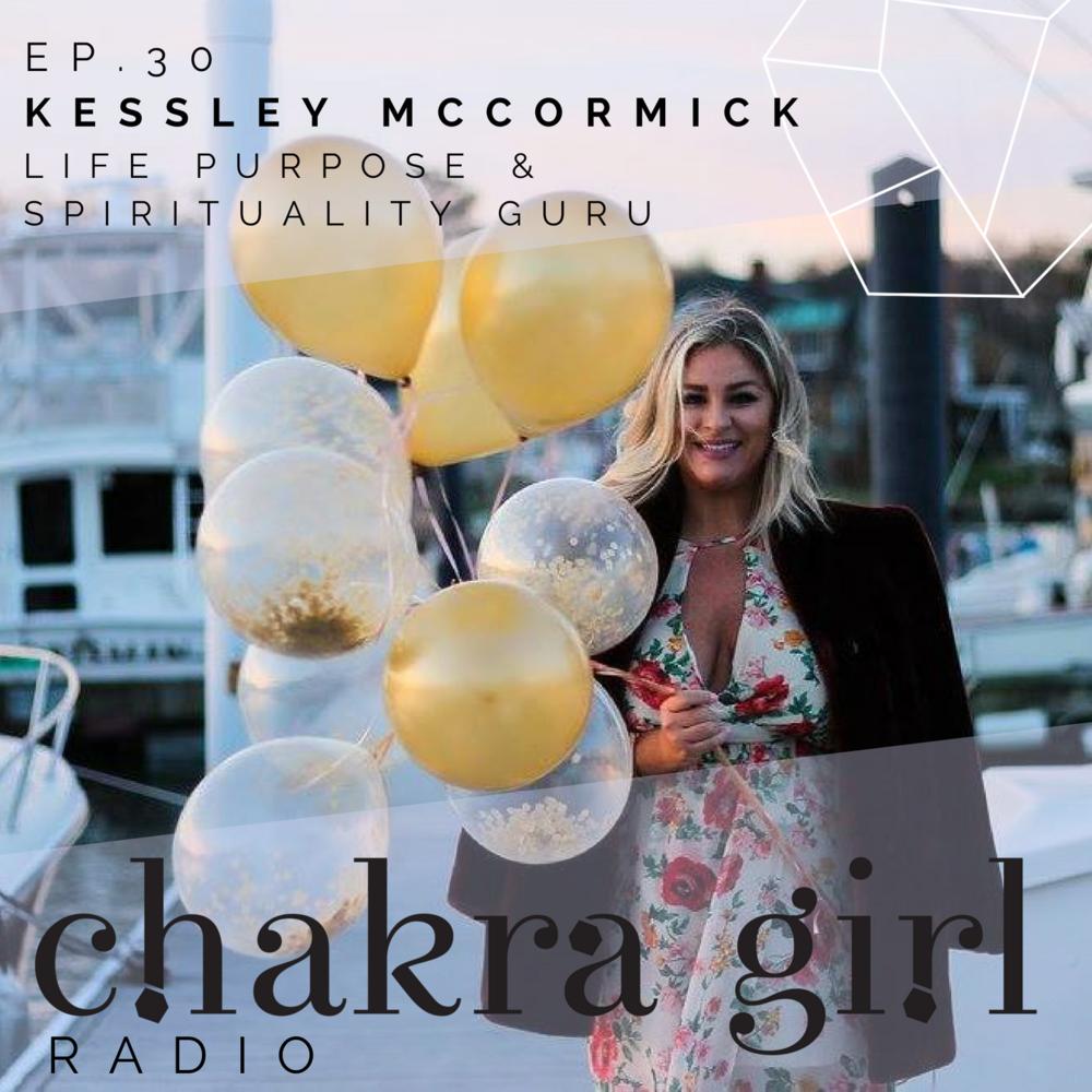 KESSLEY MCCORMICK CHAKRA GIRL RADIO.png
