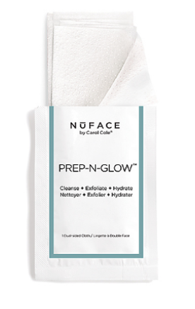 NuFace Wipes