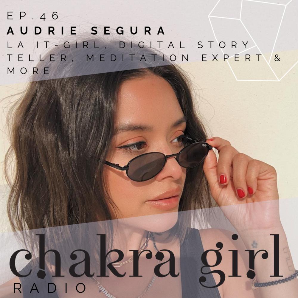Audrie Segura CHAKRA GIRL RADIO.png