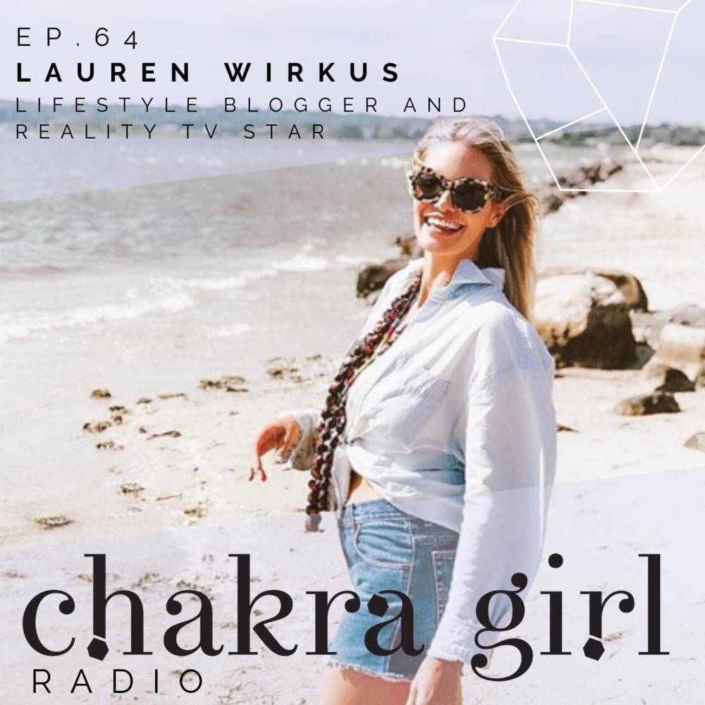 Lauren Wirkus Chakra Girl Radio