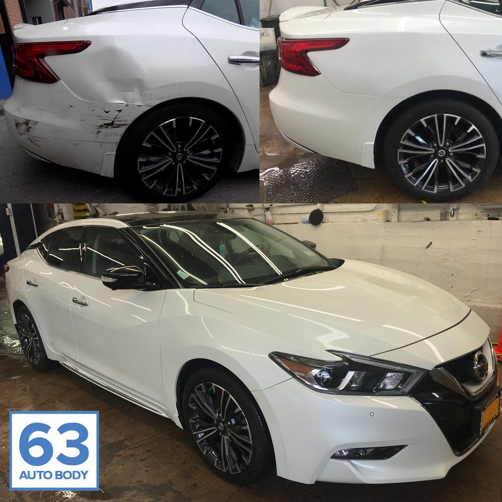 2016 Nissan Maxima white.jpg