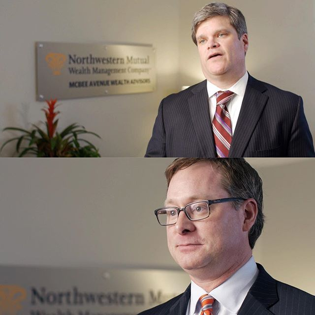 We had a great morning with Northwestern Mutual! Mark and Thomas have a great team and were fun to work with. #northwesternmutual #wealthadvisors #financialadvisor #brandstory #digitalmarketing #videomarketing
