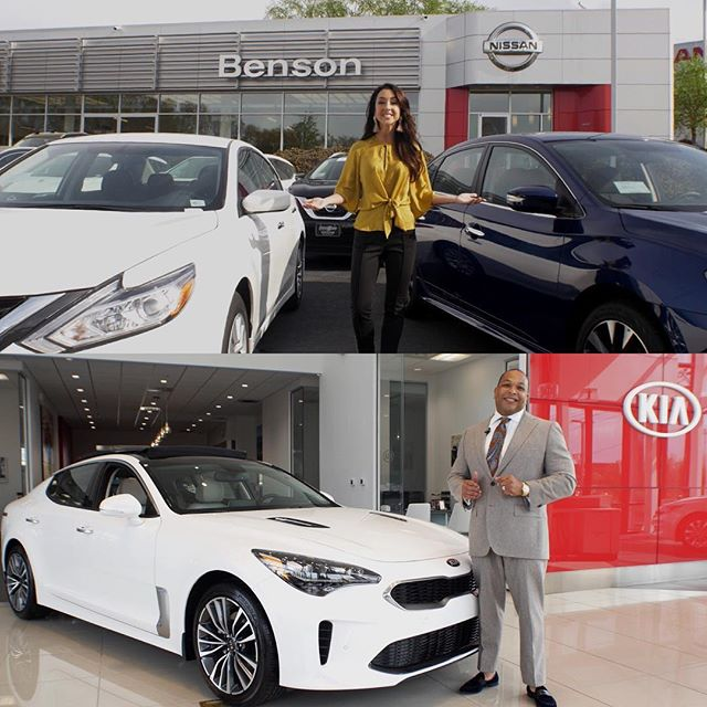 Great morning with our friends at Communicating Results Group and Benson Nissan and Kia of Spartanburg. #videoproduction #videomarketing #spartanburg #tvcommercial