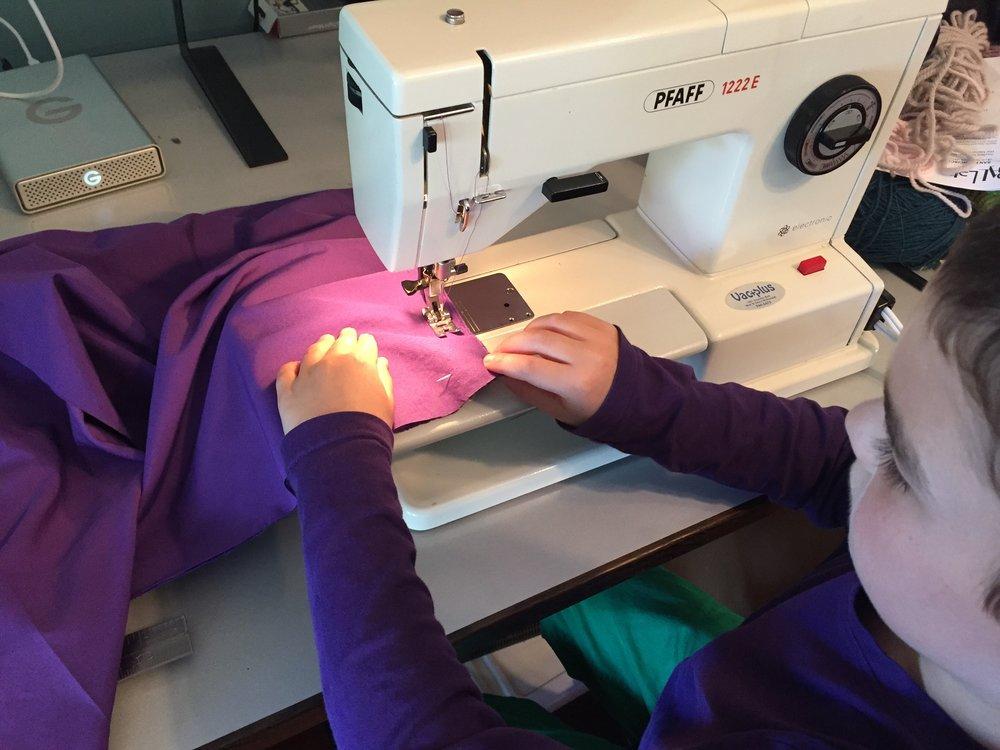 Sewing! Finally!