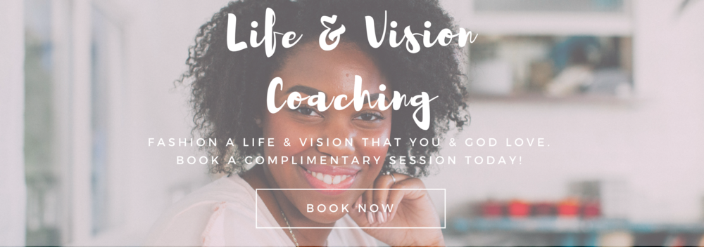 Want to fashion a purpose-driven life & vision that you and God love? Learn more about Fearfully Fashioned's one-on-one coaching sessions. Book a complimentary session today! #christianlifecoaching #FearfullyFashioned