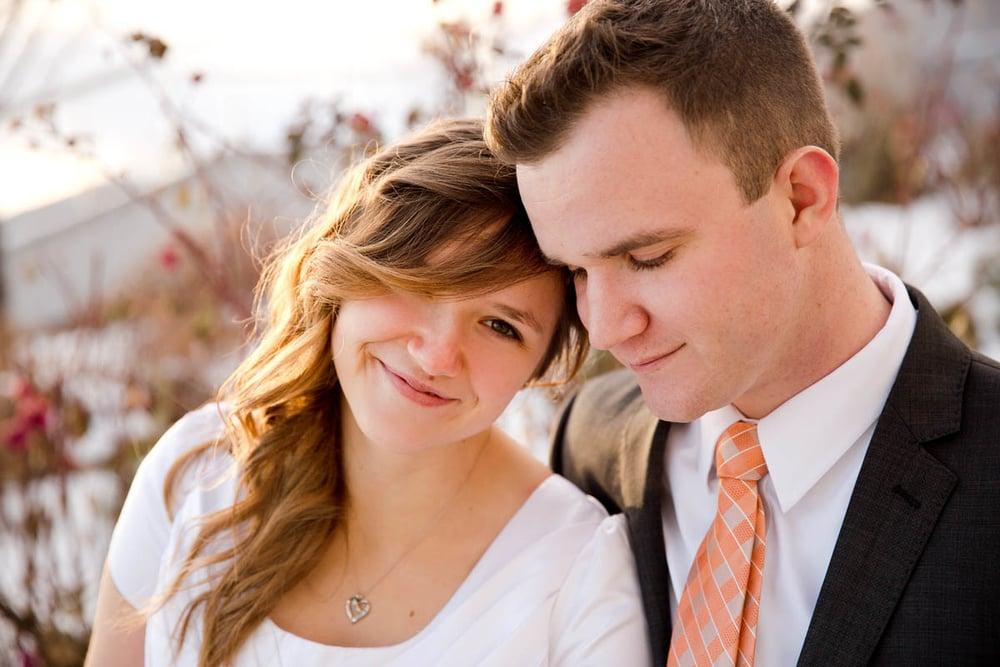 Calgary Alberta Winter Wedding Guenard Photography