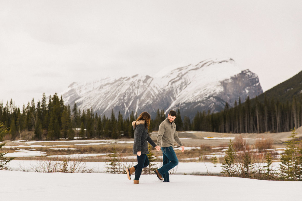 Canmore Anniversary Vacation Photographer Guenard Photography