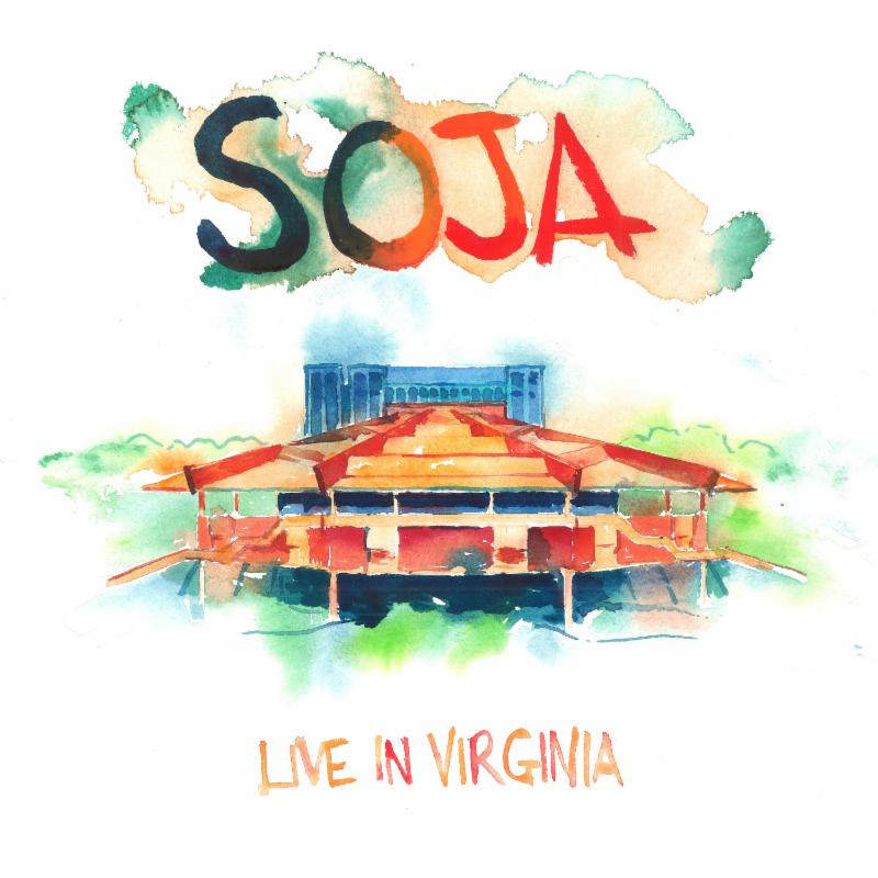 SOJA - LIVE IN VIRGINIA