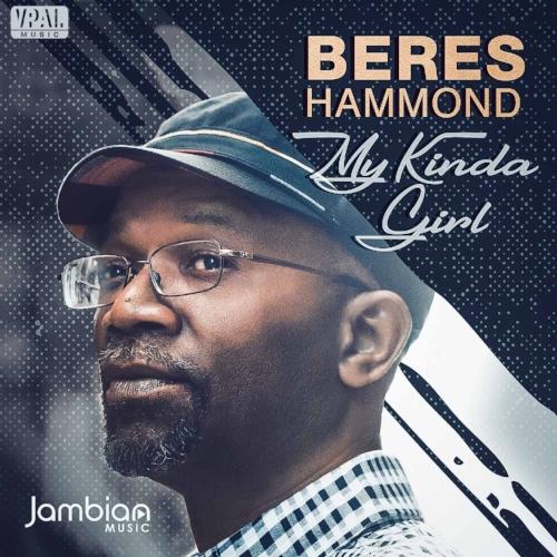 Beres Hammond - My Kinda Girl - Artwork.jpg
