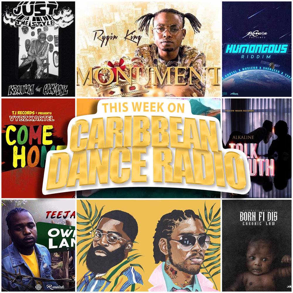Podcast — Caribbean Dance Radio