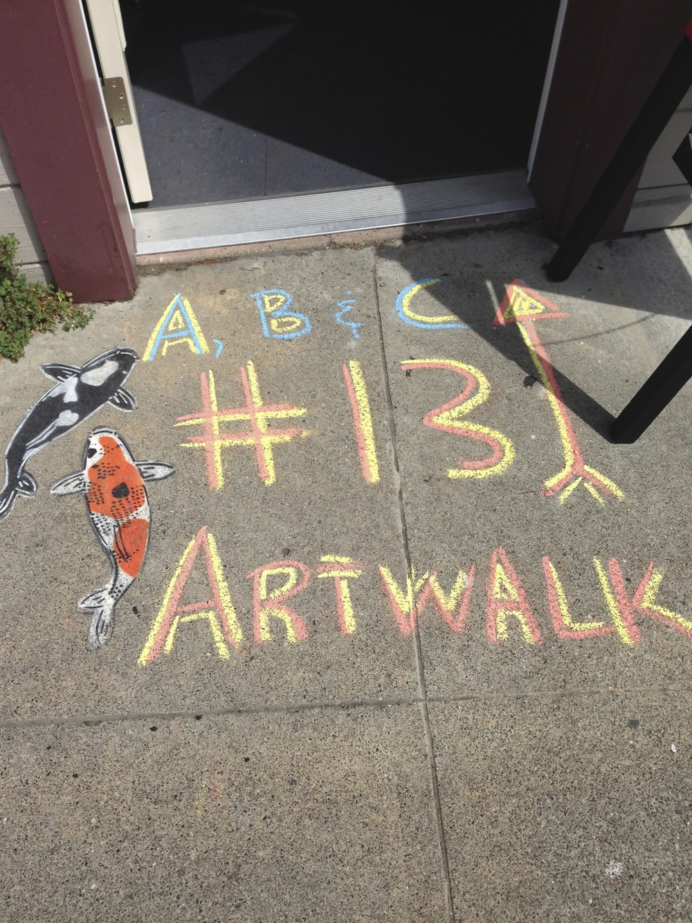1st Friday Art Walk Gueneville CA