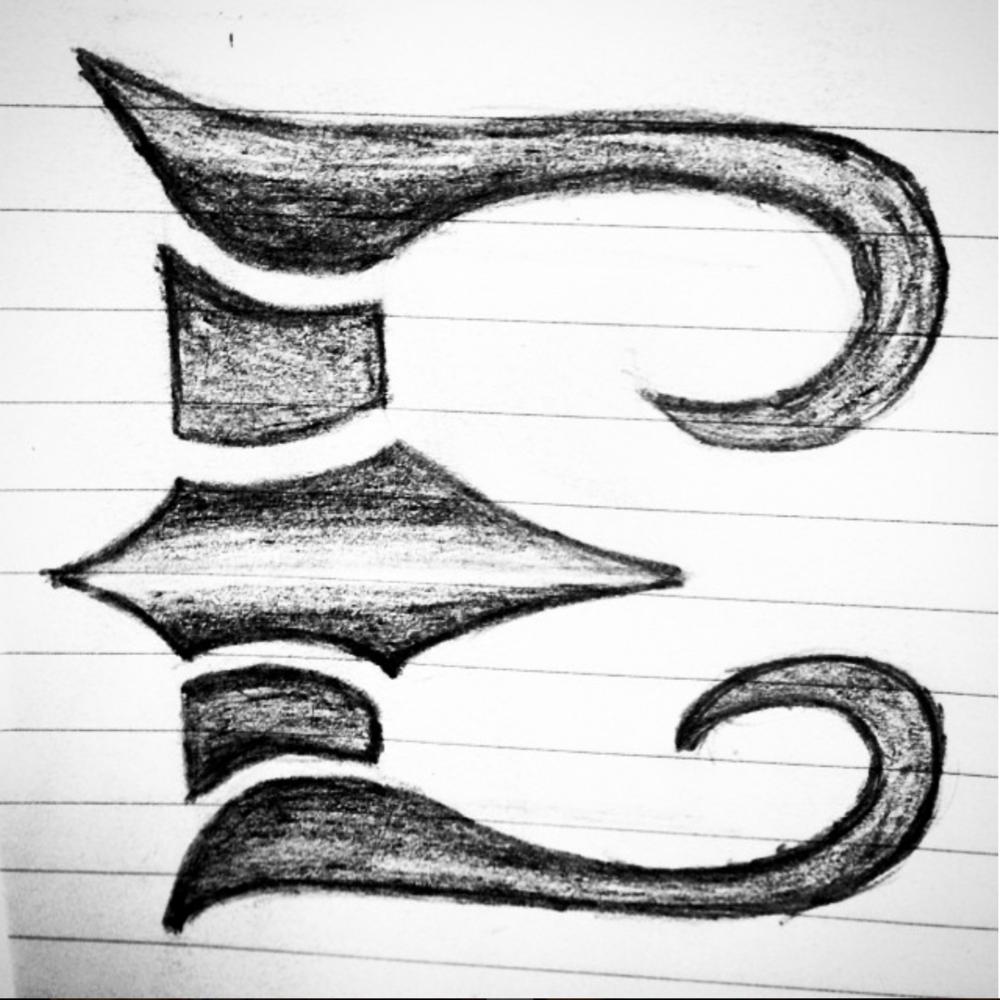 E Sketch