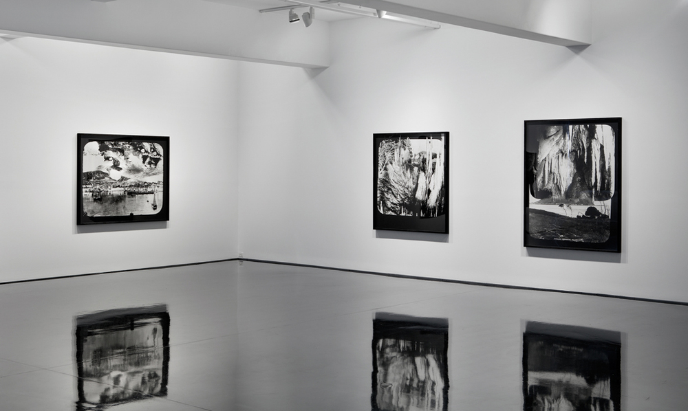 Possessed,  2015. Installation view Tolarno Galleries, Melbourne. Photo: Andrew Curtis.